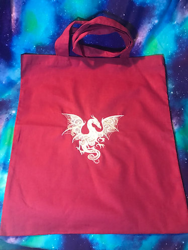 Smoke Dragon shopper