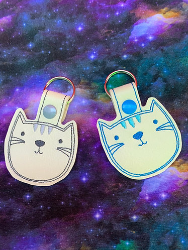 Kitty keyfob