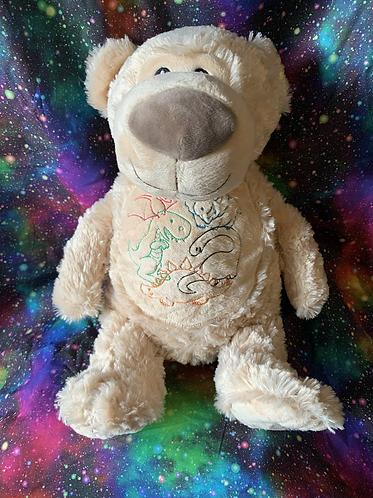 Ferguson- personalised bear