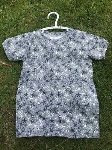Stardust shirt: Starfish 4-5 years