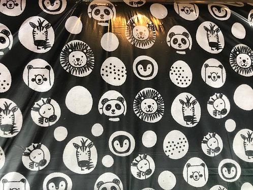 Zoo Spots Cotton Fabric