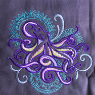 Mehndi Octopus