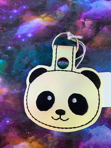 Panda keyfob