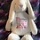 Thumbnail: Milly- personalised bunny