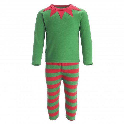 Elf Christmas pjs