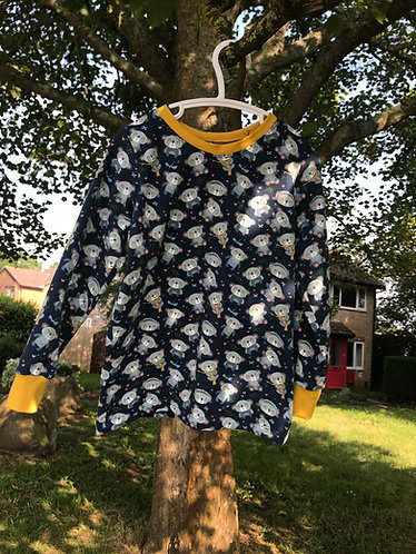 Stardust shirt: Koalas 5-6 years