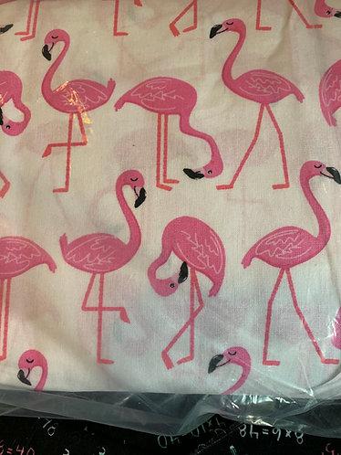 Flamingo Cotton Fabric