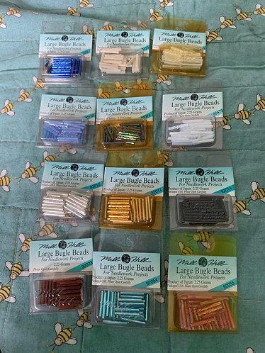 Large Bugle Beads, 90020 -92055