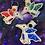 Thumbnail: Pterodactyl keyfob