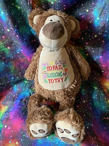 Baxter- personalised bear