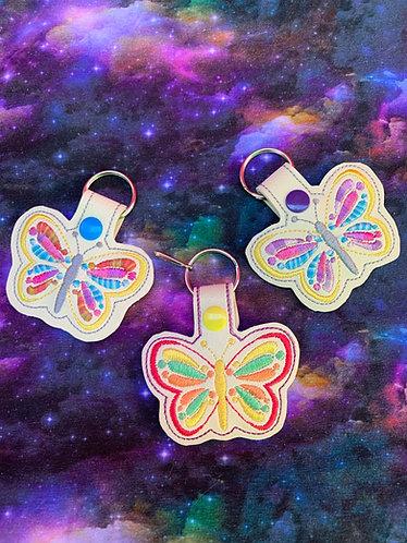 Butterfly keyfob