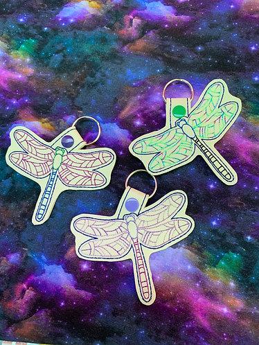 Dragonfly keyfob
