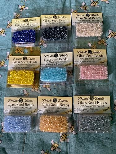 Seed Beads, 00020 -00479