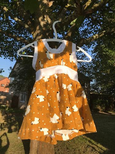 Artemis dress: Alpaca 6m