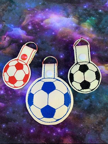 Football keyfob