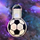 Thumbnail: Football keyfob
