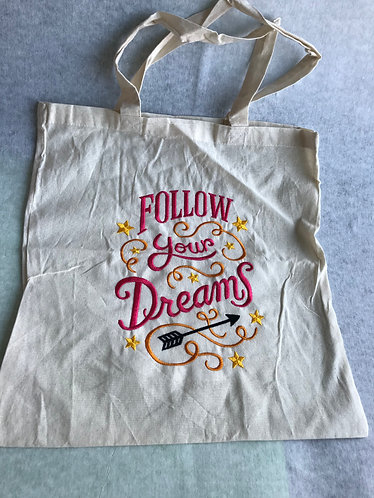 Follow Your Dreams shopper