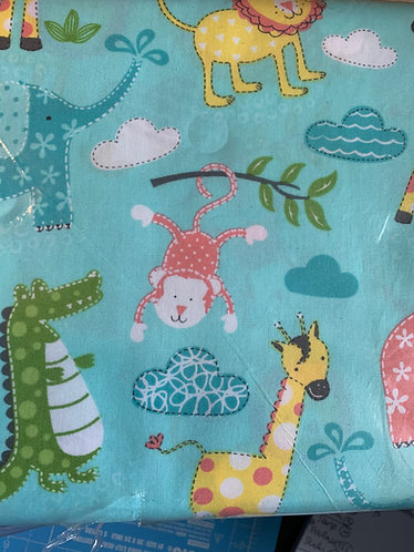 Safari Cotton Fabric
