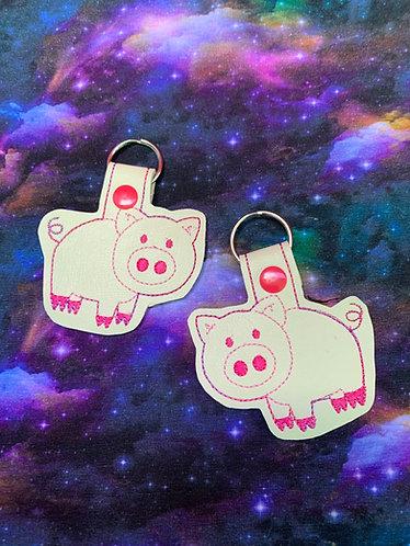 Pig keyfob
