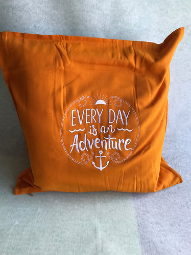 Everyday Adventure Cushion