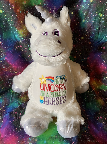 Sparkle- personalised unicorn