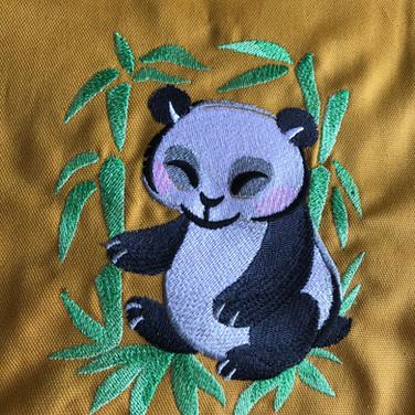 Asian Panda