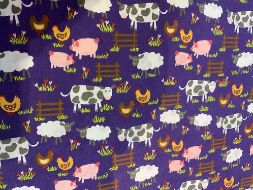 Farm Polycotton Fabric