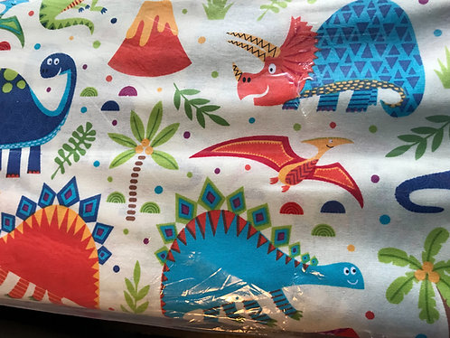 Dinosaur Cotton Fabric