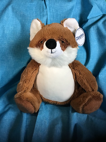 Fabian - personalised fox