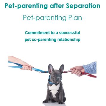 Pre-Populated Pet Parenting Plan