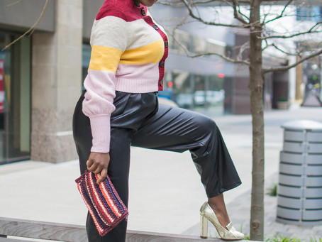 HOW TO: STYLE LEATHER PANTS