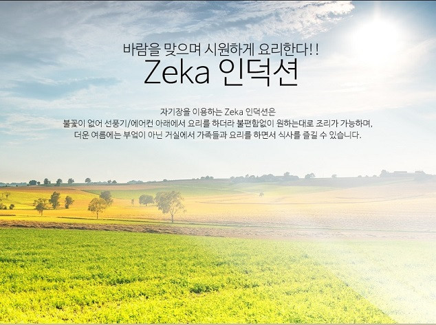 ZEKA 인덕션