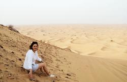 Desierto de Arabia, Dubái