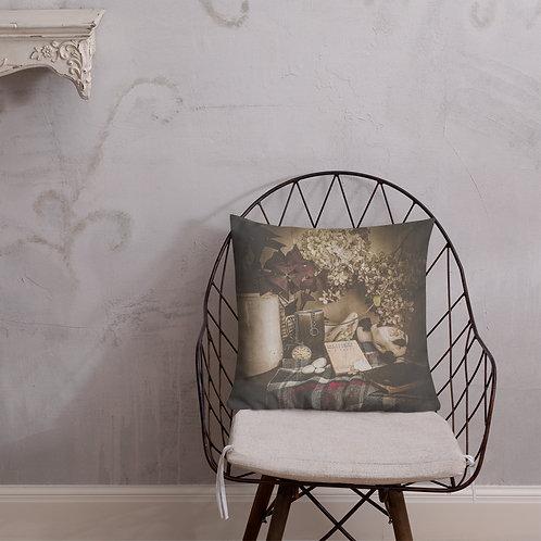 Premium Decorative Pillow- Irish Hearts Desire