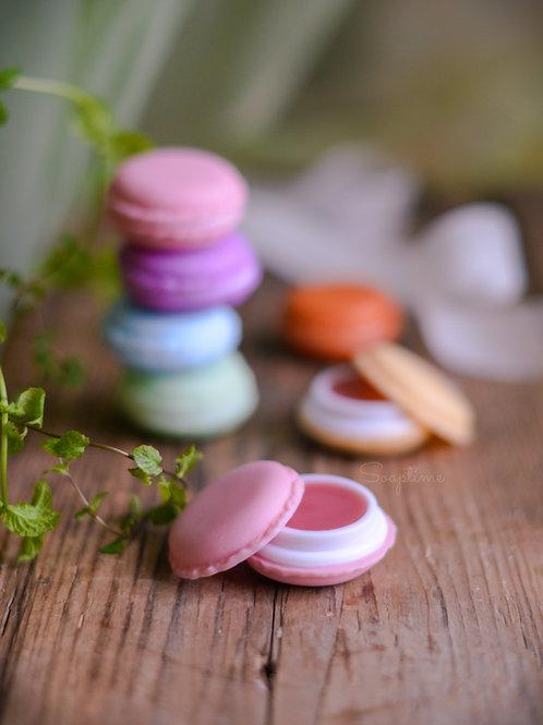 """""""Macaron"""" бальзам для губ"""