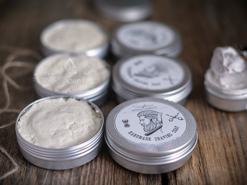 Мыло для бритья под помазок