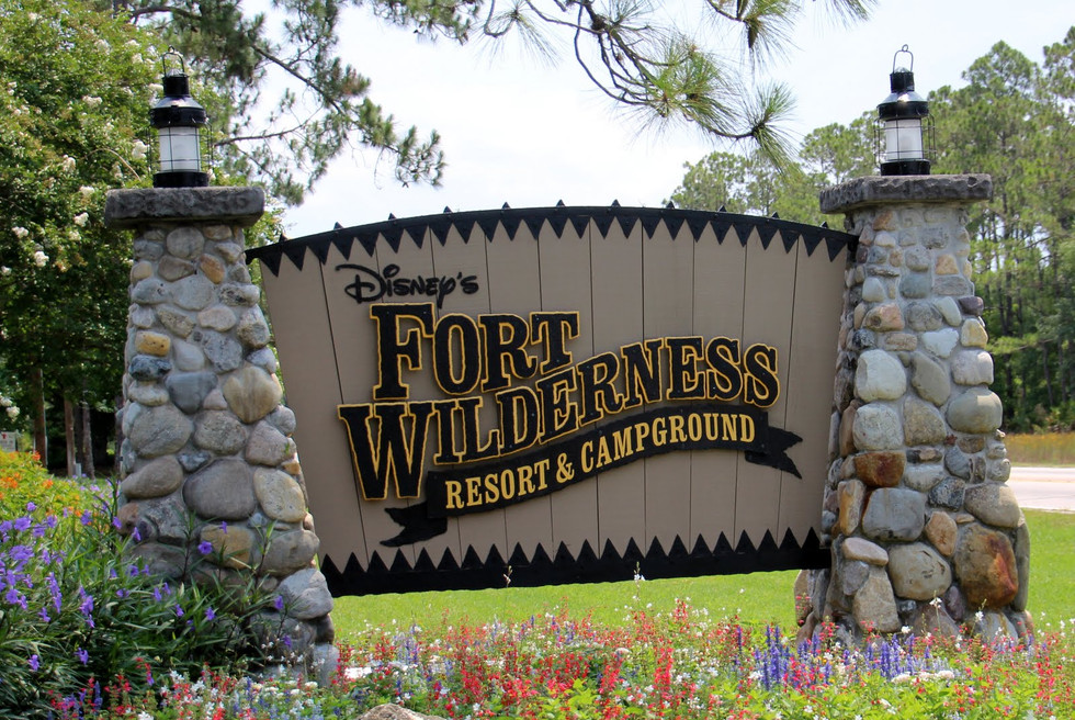 Our Stay at Fort Wilderness Campground