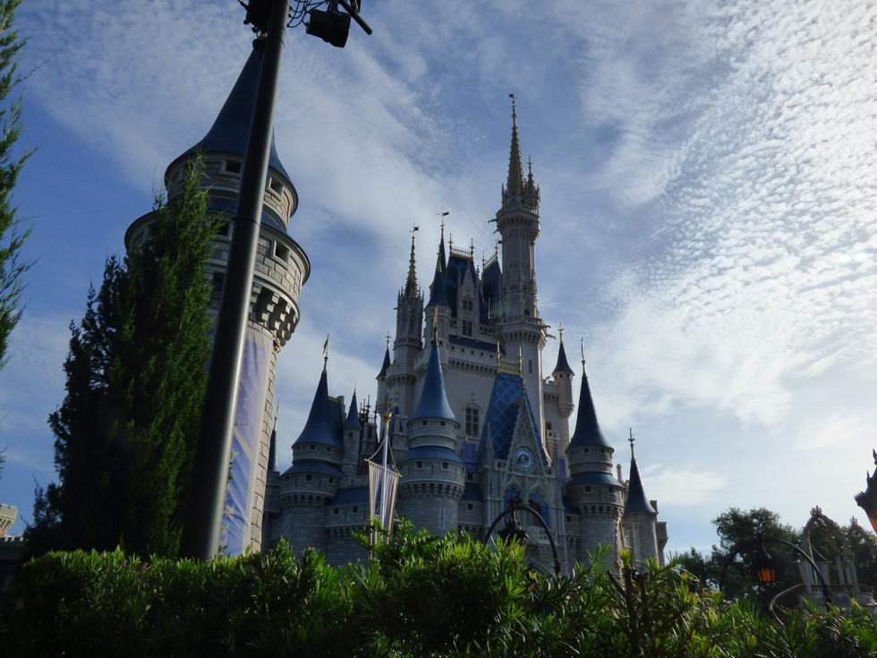 Disney World Day 4 Part 1