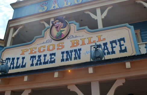 Pecos Bills Dining Review