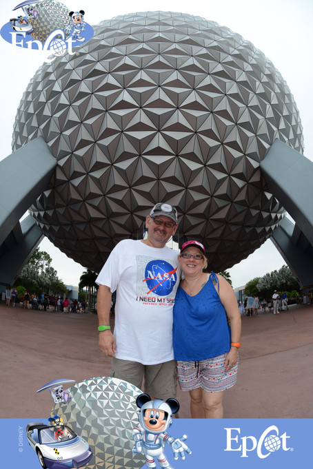 Disney World Day 6 Part 1 Epcot