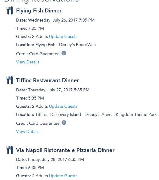 20 Dining Tips For Disney World