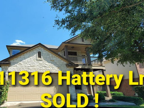 11316 Hattery Lane SOLD