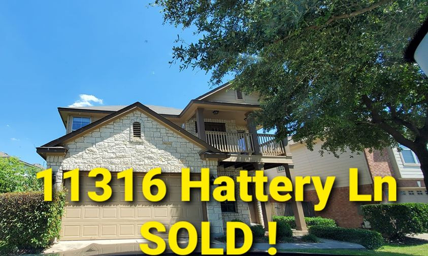 11316 Hattery Lane, Austin, TX 78717