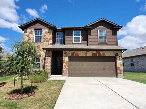 For Lease: 3112 Pearlman Drive in Pflugerville