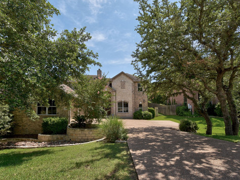 JUST LISTED- 12009 Portofino Drive, Austin, TX 78732, 5br/3.5ba, 3362sf/tax, $490,000, MLS # 6082695