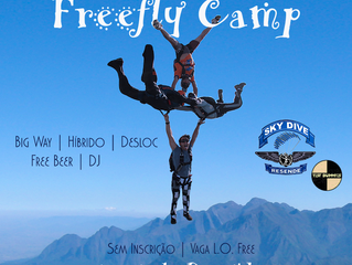 1º Freefly Camp Skydive Resende