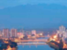 Cidade sede da Skydive Resende. Resende - RJ