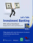 Let's Talk Investment Banking (POSTER, P