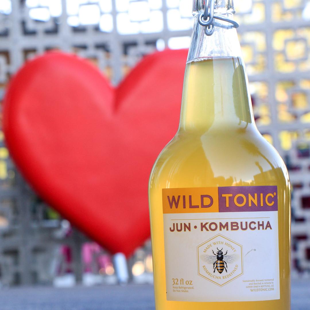 Kombutcha Love! - Wild Tonic
