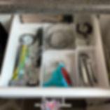 uprelief free custom drawer organzation - organized drawer